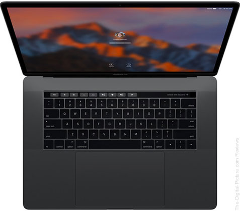 "Apple 15.4"" MacBook Pro with Touch Bar (Late 2016, Space Gray) - $2,099.00 with Free Expedited Shipping (Reg. $2,799.00)"