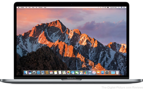 "Apple 15.4"" MacBook Pro with Touch Bar (Mid 2017, Space Gray) - $2,149.00 Shipped (Reg. $2,799.00)"
