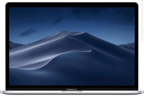 "Apple 15.4"" MacBook Pro with Touch Bar (Mid 2019, Silver)"