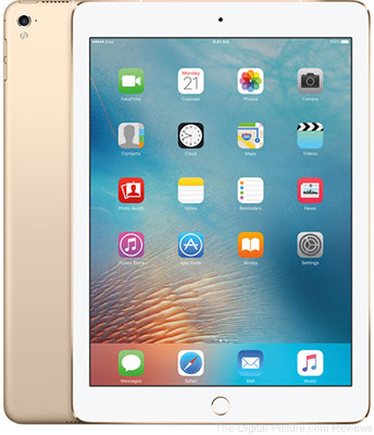 "Apple 9.7"" iPad Pro (Gold)"