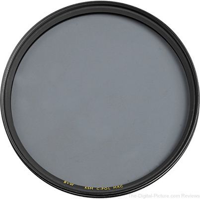 B+W 77mm Kaesemann Circular Polarizer MRC Filter - $49.95 Shipped (Reg. $119.95)
