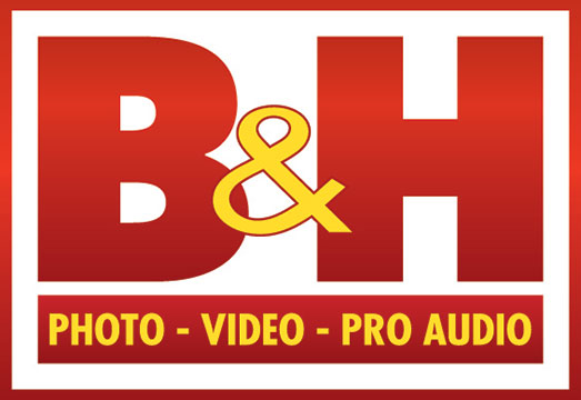 B&H Photo Video Superstore Logo