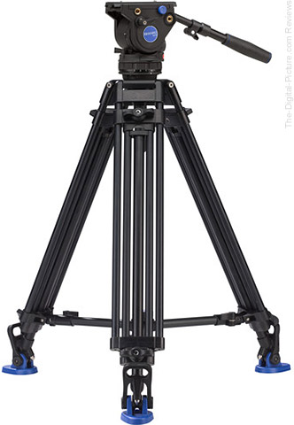 Select Benro Video Tripod and Heads are $50.00 Off