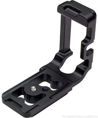 Benro LPC6D Quick Release L-Plate for Canon 6D