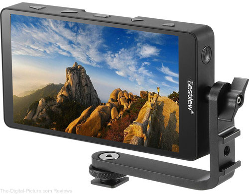 "Bestview S5 5"" OCR Screen 4K HDMI On-Camera Monitor"