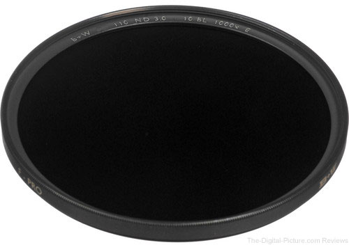 Used B W 77mm SC 110 Solid Neutral Density 10-Stop 3.0 Filter (9 ) - $45.00 Shipped (Compare at $64.95 New)