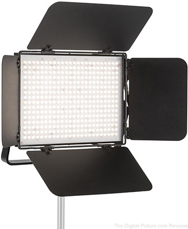 CLAR P120DT Blackbezt Luxpando Series 3000-5600K Bi-Color Studio LED Panel