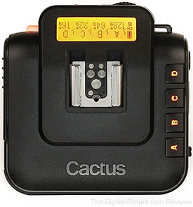 Cactus V6 Radio Transceiver Now Available at Amazon