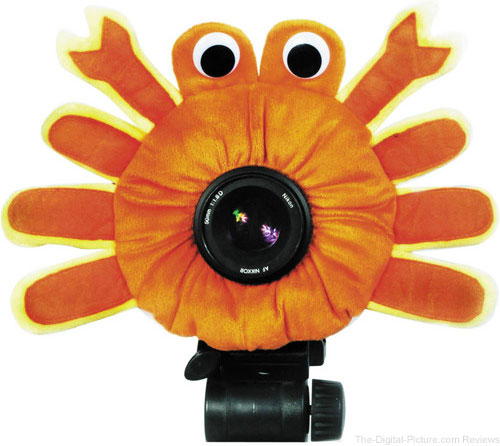 Camera Creatures Captivating Crab Posing Prop - $9.99 Shipped (Reg. $19.99)