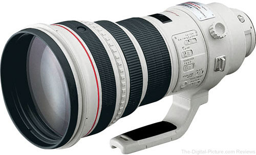Used Canon EF 400mm f/2.8L IS USM Lens (8+) - $5,399.95 Shipped