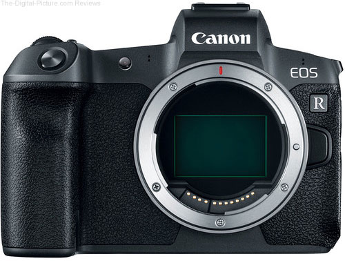 Canon EOS R Mirrorless Camera