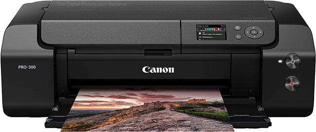 Canon imagePROGRAF PRO-300 Printer