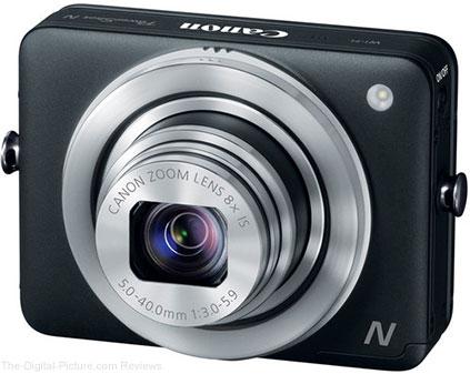 Canon Camera Museum Presents PowerShot N Technical Report