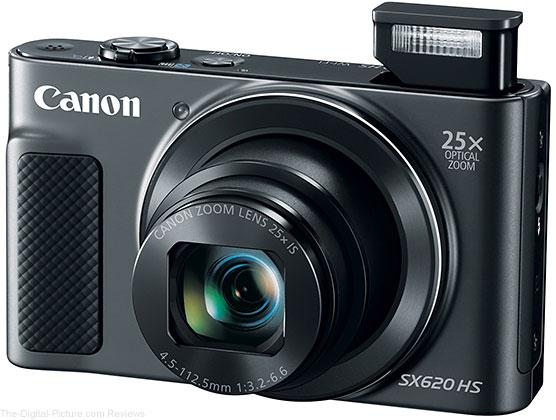 Canon Announces PowerShot SX620 HS