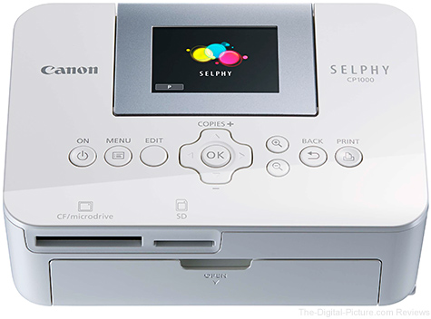 Canon SELPHY CP1000 Printer