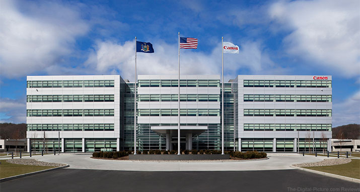 Canon USA Melville, NY Headquarters