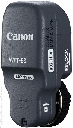 Canon WFT-E8A Wireless File Transmitter