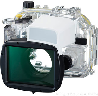 Canon WP-DC53 Waterproof Case for PowerShot G1 X Mark II Now In Stock