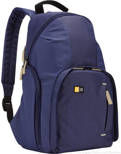 Case Logic DSLR Compact Backpack (Indigo)