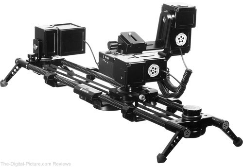 Cinetics Lynx 3-Axis Motorized Slider