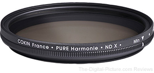Cokin PURE Harmonie Filters In Stock at B&H