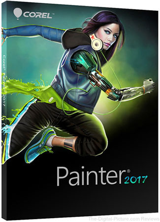 Corel Painter 2017 (Multi-Lingual Retail Edition, Boxed) - $129.95 Shipped (Reg. $299.95)
