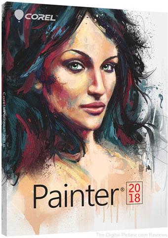 Corel Painter 2018 (Multi-Lingual Retail Edition, Boxed) - $139.00 Shipped (Reg. $429.00)