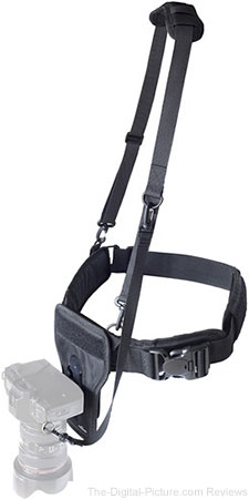 Cotton Carrier Cotton Carrier-Lite for Regular SLR Camera Body with Lens Attached - $39.00 Shipped (Reg. $99.00)