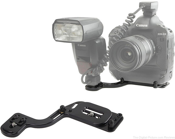 Custom Brackets CB Mini-RC Camera Flash Bracket - $34.95 Shipped (Reg. $55.00)