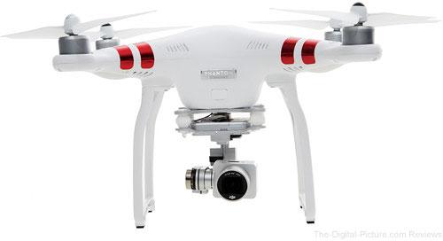 DJI Phantom 3 Standard Aerial Drone/Quadcopter