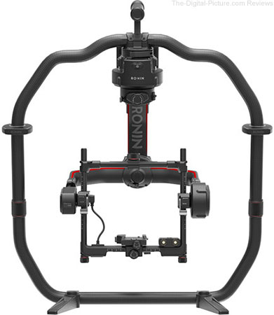 DJI Ronin 2 3-Axis Handheld / Aerial Stabilizer Available for Preorder at B&H