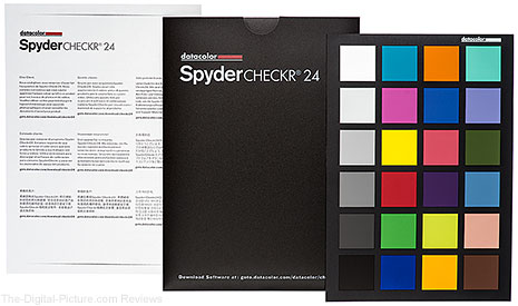Datacolor Introduces SpyderCHECKR 24, Color Correction Target for Photo and Video