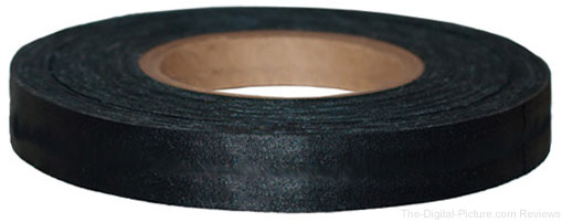 Devek Gaffer Tape 1in x 10yd Black
