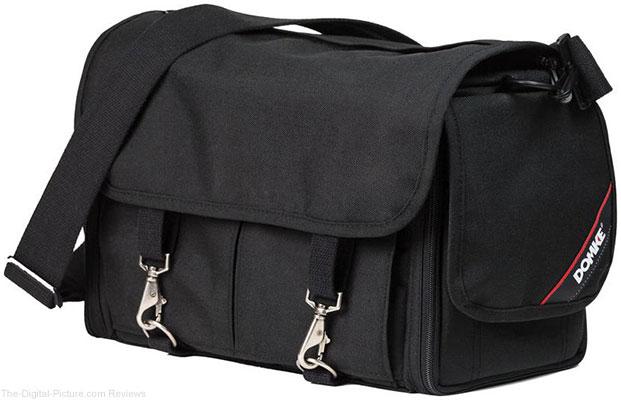Domke Journalist Series Chronicle Cordura Camera Bag - $99.95 Shipped (Reg. $259.95)