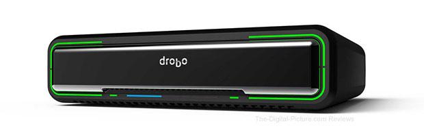 Drobo Mini 8TB Storage Array