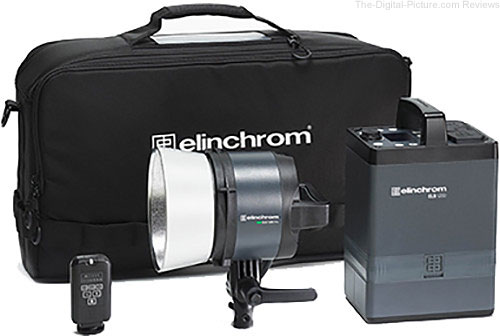 Used Elinchrom ELB 1200 Pro To Go Kit (9) - $2,649.95 Shipped (Compare at $3,499.99 New)