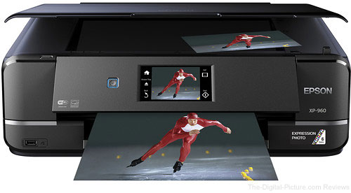 Epson Debuts Expression Photo XP-960 and Expression Premium Printers