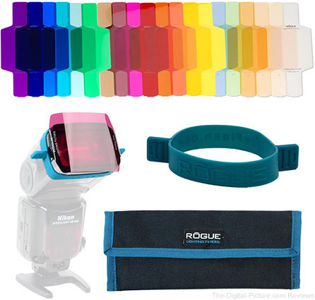 ExpoImaging Rogue Gels Universal Lighting Filter Kit