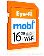 High-Quality Photos and Videos Get Mobile and Social with Eye-Fi's New Mobi Card