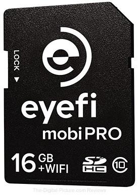 Eyefi mobiPRO 16GB Memory Card