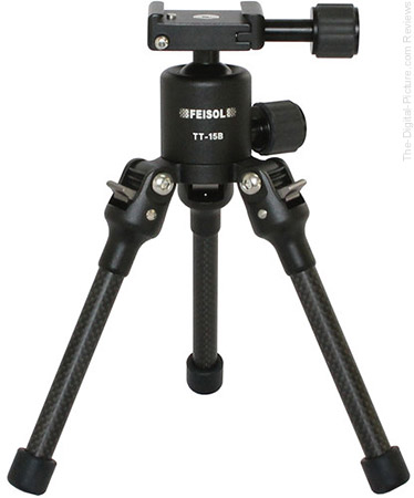 FEISOL TT-15B Mini Tripod and Ball Head