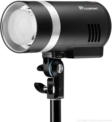Flashpoint  XPLOR 300 Pro TTL R2 Battery-Powered Monolight