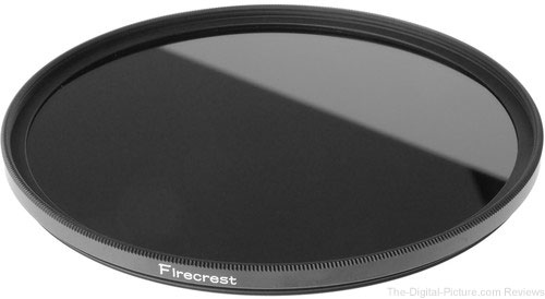 Formatt Hitech 77mm Firecrest Neutral Density 5.4 Solar Eclipse Filter (18-Stops)