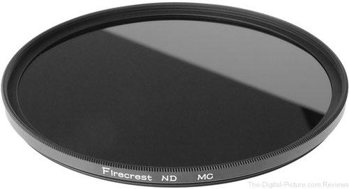 Formatt Hitech 82mm Firecrest ND 3.0 Filter