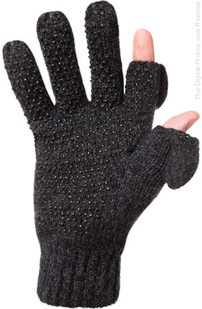Freehands Ragg-Wool Men's Gloves