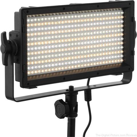 Genaray SpectroLED Essential 365 Bi-Color LED Light