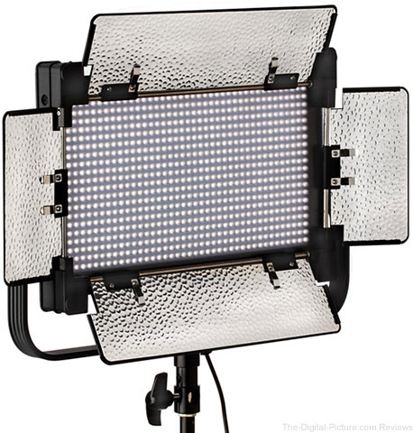 Genaray SpectroLED SP-S-800D Daylight Studio LED Light