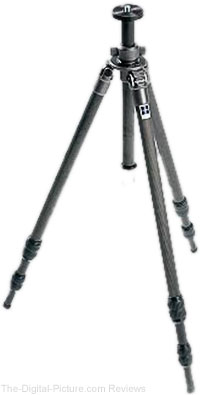 Sold: Used Gitzo G-1127 Mk2 Mountaineer Sport Carbon Fiber Tripod Legs (8+) - $199.95 Shipped