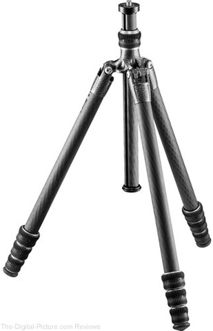 Used Gitzo GIGT1545T Traveler Series 1 Carbon Fiber Tripod (9) - $489.95 Shipped (Compare at $599.00 New)