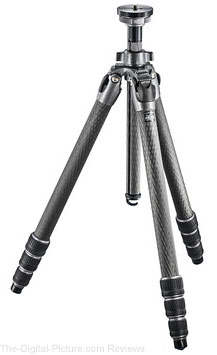 Gitzo Announces Redesigned Mountaineer Tripods